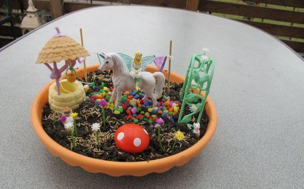 """""""My Fairy Garden""""-Sets von Tomy"""