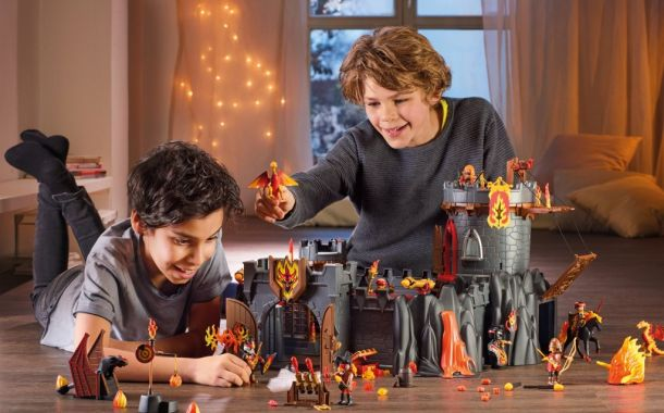 "Mit ""Playmobil Novelmore"" zurück ins Mittelalter"