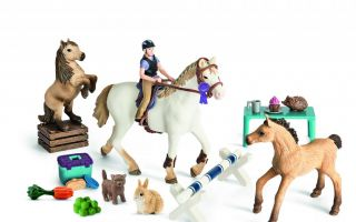 Schleich: Horse Club Adventskalender