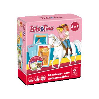 Abenteuer Mit Bibi Tina Das Spielzeug