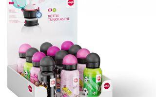 Emsa: Coole neue Flaschen