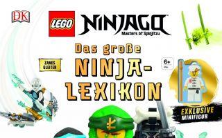 """DK: """"Lego Ninjago Das große Ninja-Lexikon"""""""