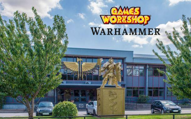 Games Workshop erneut mit Rekordjahr