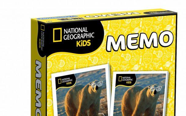 Neue National Geographic Kids-Spiele und -Puzzles