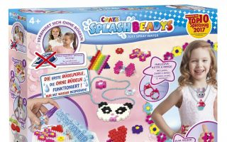 Splash Beadys Jewelry Playset von Craze