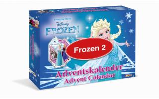 Craze Adventskalender zu Frozen 2