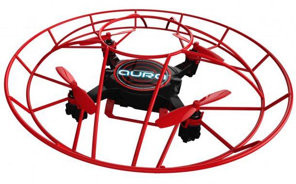 "Gestengesteuerte Drohne ""Aura"""