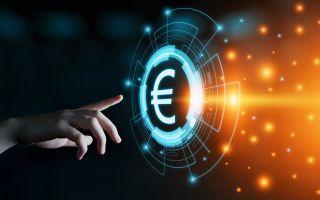 Forderung nach digitalem Euro