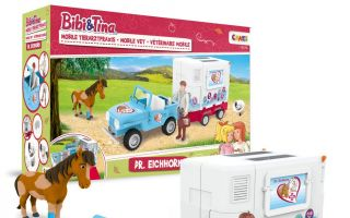 "Pferdestarke Sets zu ""Bibi & Tina"""