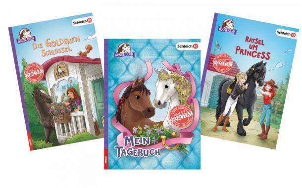 """""""Schleich Horse Club""""-Bücher verkaufen sich rasant"""