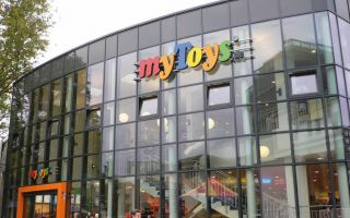 Neue myToys-Filiale in Hamburg