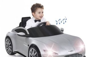 Famosa: Aston Martin DB 10