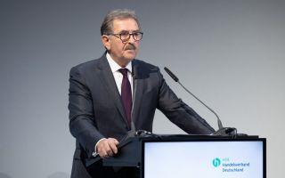 Sanktjohanser als HDE-Präsident bestätigt