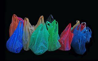 Konsum von Kunststofftüten geht zurück