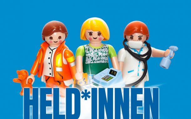 Exklusive Charity-Figuren von Playmobil