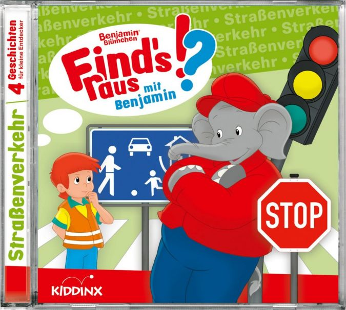 Benjamin Du Lieber Elefant