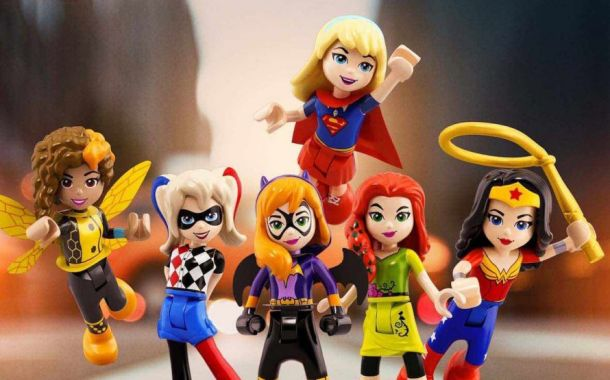 """Lego DC Super Hero Girls"""