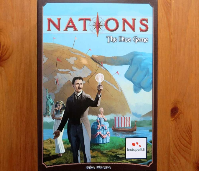"""""""Nations"""" - Cover"""