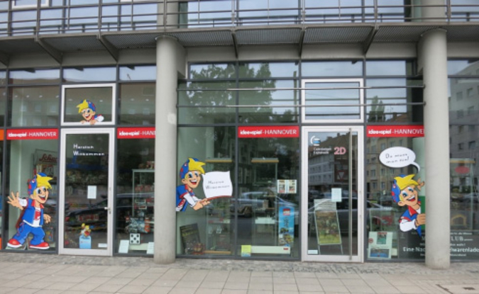 Idee+Spiel Hannover