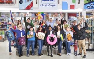 Eine Spielwaren-Institution feiert Geburtstag
