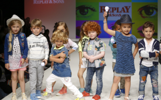 Children's Fashion Cologne_Modenshow