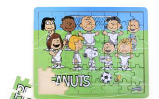 Legler Puzzle Soccer