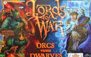 """Lords of War"" - Slider"