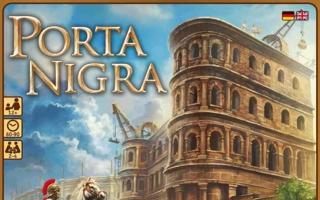 """""""Porta Nigra"""" - Slider"""