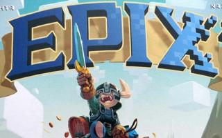 """""""Epix"""" - Slider"""