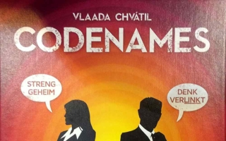 """Codenames"" - Slider"