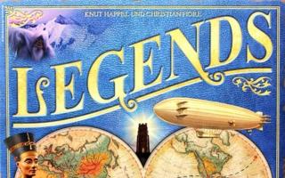 Legends - Slider