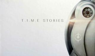 """""""T.I.M.E Stories"""" - Slider"""