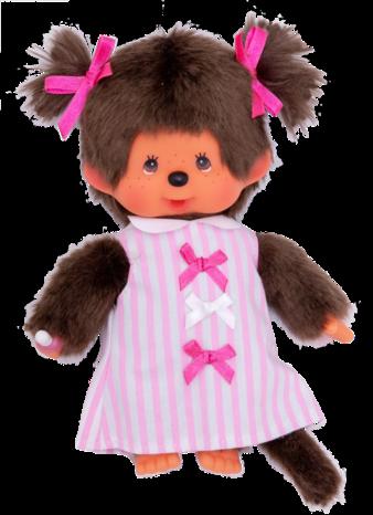 Monchhichi-Maedchen-rosa-Kleid.png