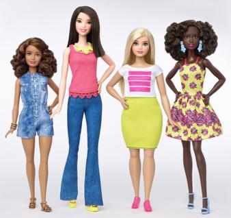 Mattel_Barbie Fashionista neu