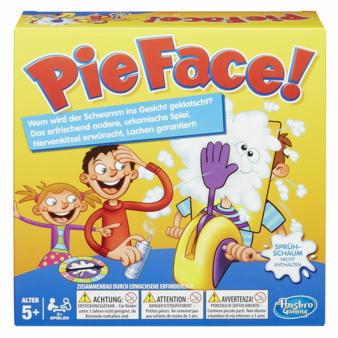 Pie Face Cover