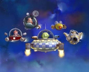 Five_Spaceships