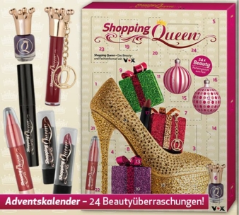 Shopping Queen-Adventskalender