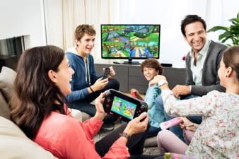 Wii U Nintendo Familie
