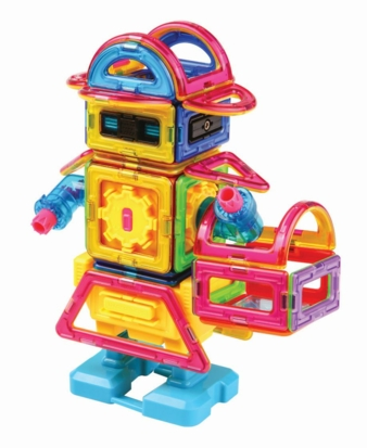 Magformers_roboter-lady