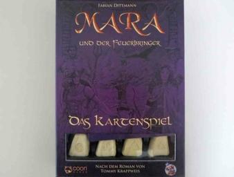 """""""Mara und der Feuerbringer"""" - Cover"""