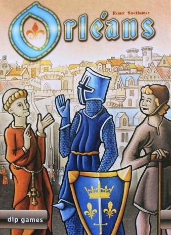 """Orléans"" - Cover"