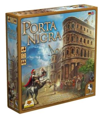 """""""Porta Nigra"""" - Cover"""