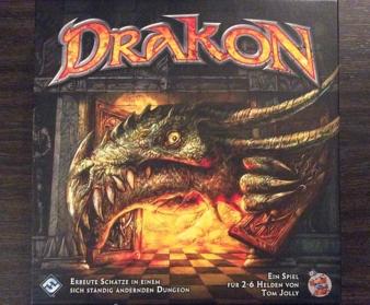 """Drakon"" - Cover"