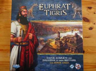 """Euphrat&Tigris"" - Cover"