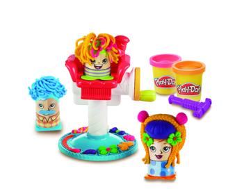 Hasbro-Bunter Frisierspa+ƒ Inhalt gestaltet