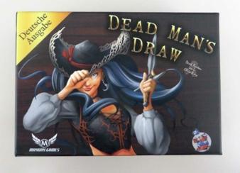 """Dead Man's Draw"" - Cover"