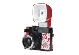 Diana F+ & Flash Love Letters