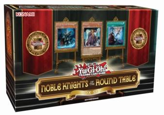 Konami-Yu-Gi-Oh!_Noble Knights of the Round Table Box Set