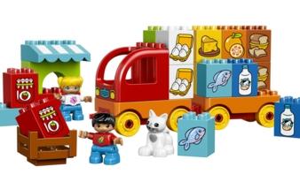 Mein erster Lastwagen Lego Duplo