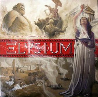 """""""Elysium"""" - Cover"""